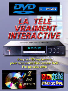 Fake ad for My Interactive TV on DVD